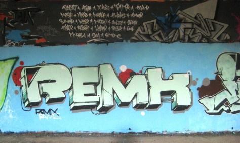 Octav, RemX, Juste - graffiit - besak - juillet2013 (2)