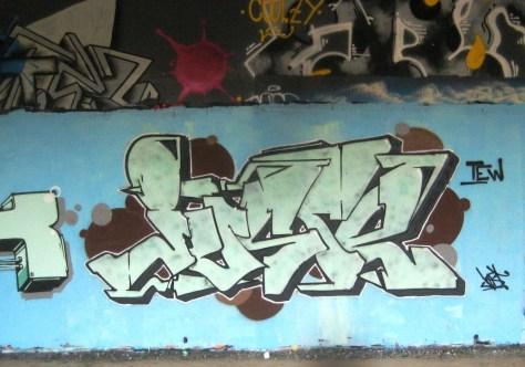 Octav, RemX, Juste - graffiit - besak - juillet2013 (3)
