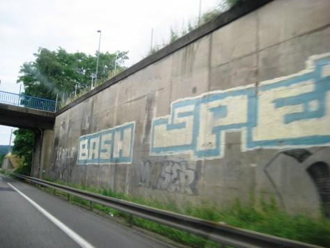 bash - graffiti - rouleau - Moselle
