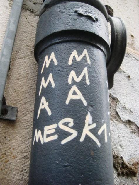 MMA Mesk1 - besancon, sept 2013