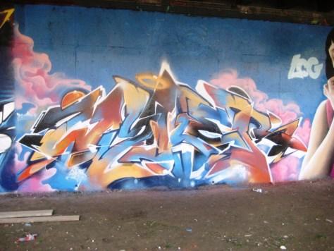 besancon-fevrier 2014-graffiti- Wyker, Nacle, Mesh (3)