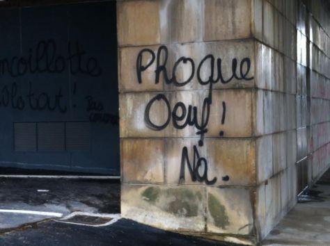 phoque oeuf! na - besancon 2014