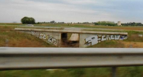 ET, LFO, 7CREW - Graffiti - Alsace - avril 2014-2