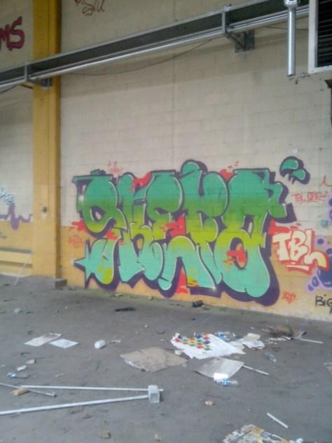 Skefa, TBL crew - strasbourg - graffiti, 2014