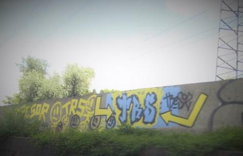 strasbourg - juin 2014 - Tresor - graff