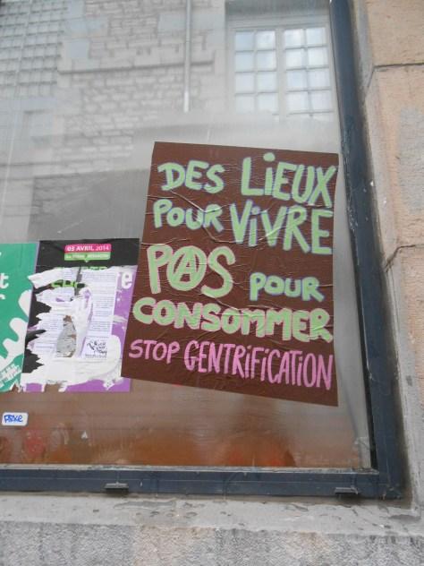 besancon, juin 2014 stop gentrification