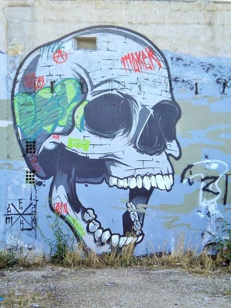 Moker Crew, Graffiti, Lorient, aout 2014 (1)