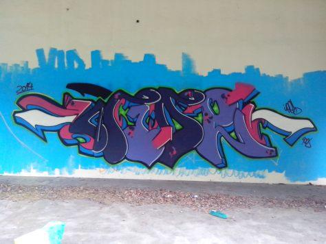 vide, belfort, graffiti, 2014