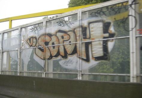 Sopoh graffiti strasbourg septembre 2014