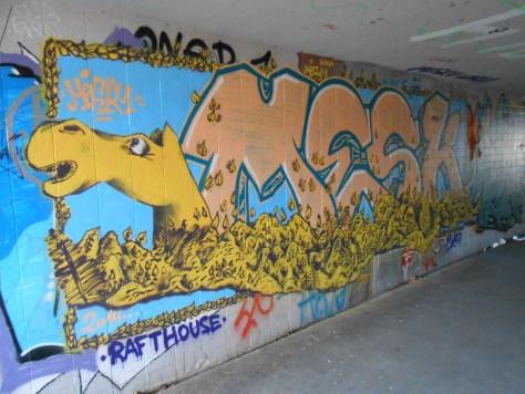 Mesk1 - graffiti besancon mars 2015