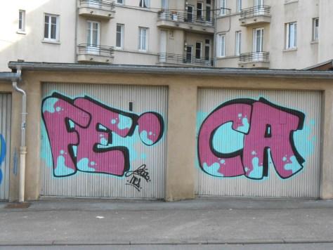 feca graffiti besancon mars 2015