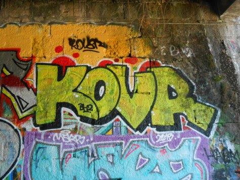 besancon graffiti avril 2015 Ramor, BH2, KovR, Mars (4)