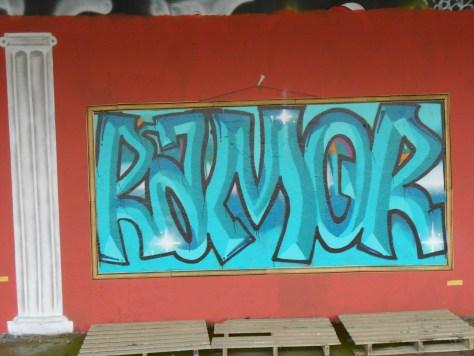 RAMOR - graffiti 05.2015 besancon LCG