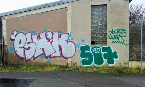 esh'k, 517 graffiti besancon