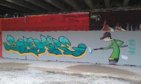 solidaires graffiti besancon lcg 2016