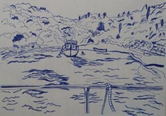 Amy McCartney- Blue lagoon