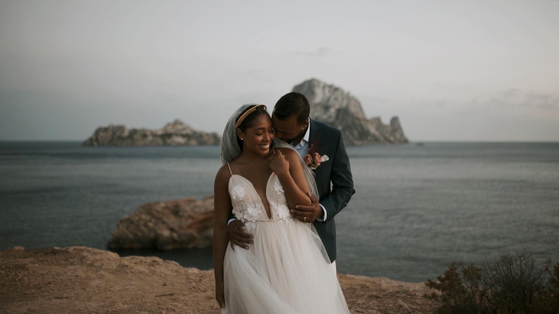 ibiza wedding videographer