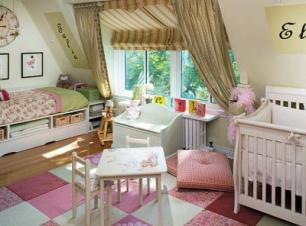 Eliana and Talia's Bedroom