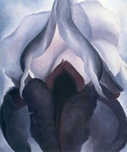 Black Iris III