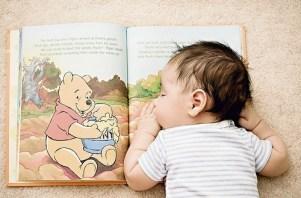 Falling a Sleep to a Good Book