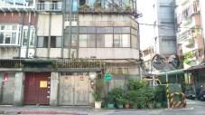 破舊的老公寓
