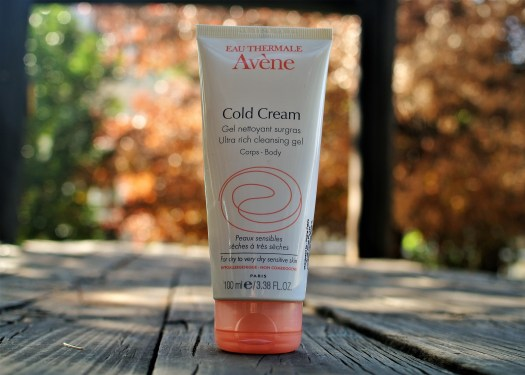Products For Oily Skin - Eau Thermale Avene Cold Cream Ultra Rich Cleansing Gel