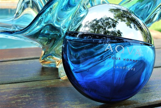 Unusual Ingredients: Bulgari Aqua Pour Homme Atlantique