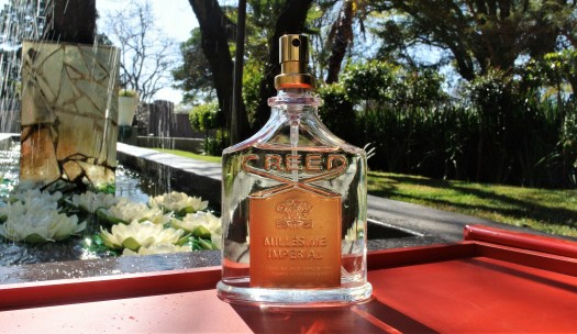 Unusual Ingredients: Creed Millesime Imperial