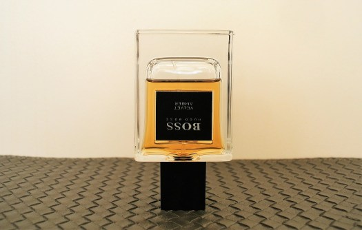 Private Fragrance Collections: Boss The Collection Velvet Amber