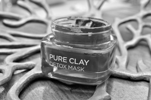Beauty Products For Men - L'Oreal Pure Clay Detox Mask
