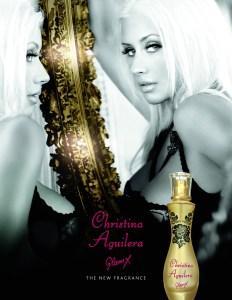 Celebrity Fragrances - Christina Aguilera Glam X