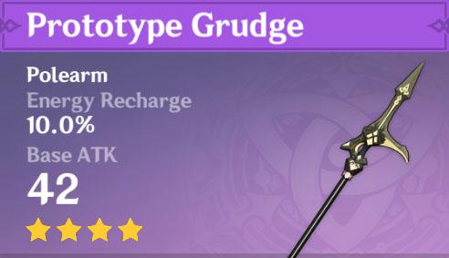 Prototype Grudge