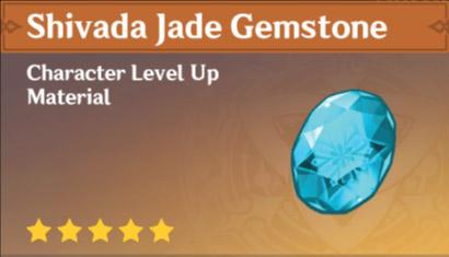 Shivada Jade Gemstone