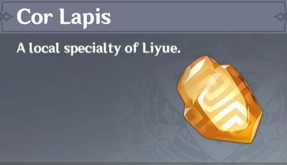 Cor Lapis