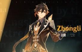 Zhongli's Ascension Materials, Talents, Stats, And Ratings