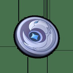 Silver Raven Insignia