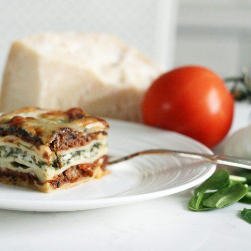 Rustic Italian Lasagne