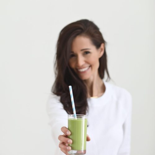 Green Smoothie… That The Kids LOVE!
