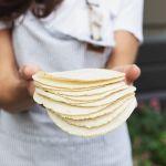 How to make fresh homemade Corn Tortillas