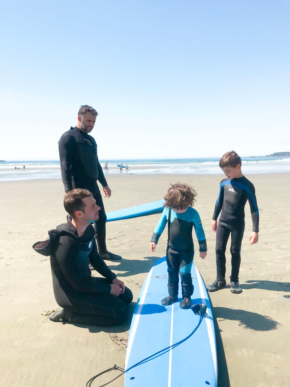 A Family Vacation Guide to Tofino on Vancouver Island in BC: Where to Eat, Where to Stay and What to Do!