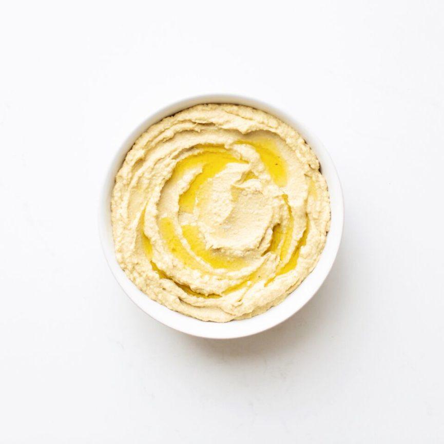 Roasted Zucchini Hummus