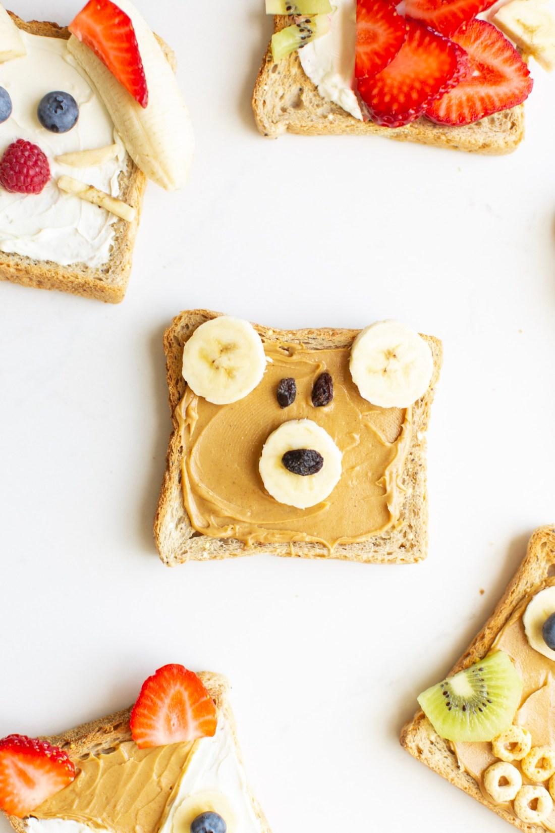 Animal Toast