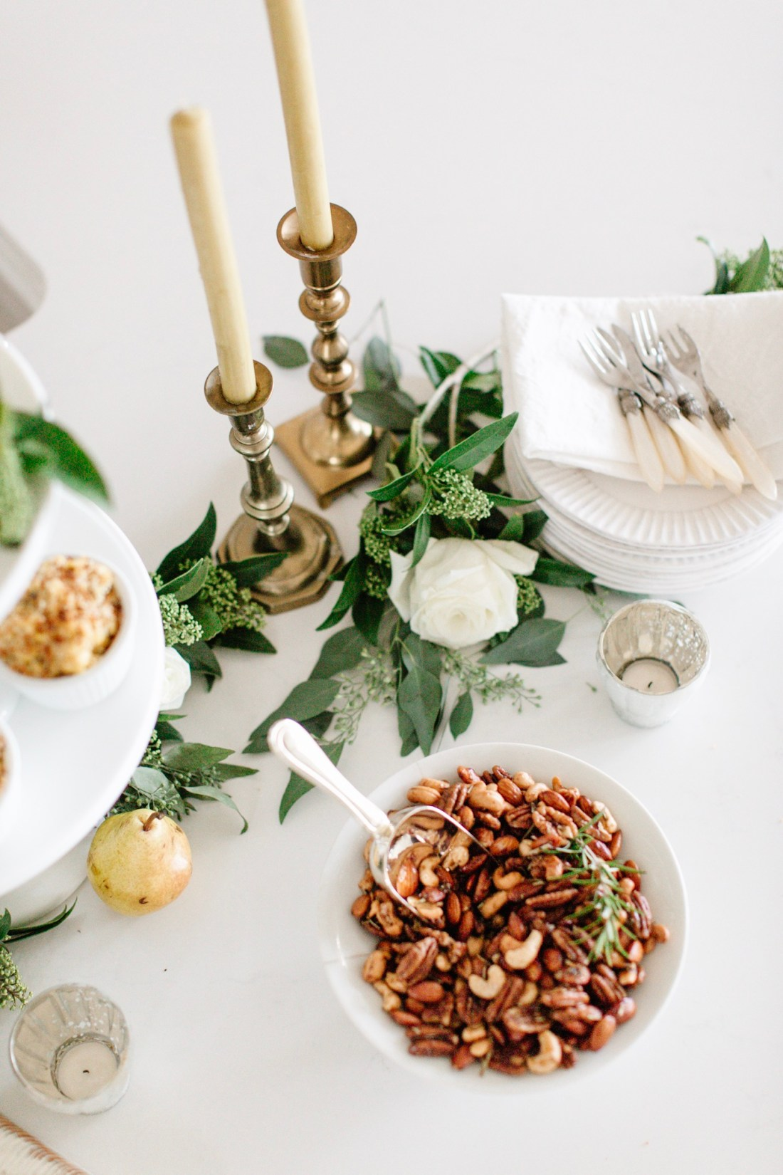 Fraîche Table: Holiday Appetizer Party