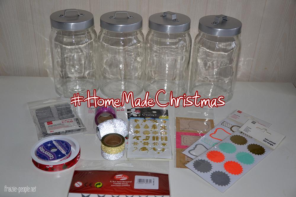 #HomeMadeChristmas : des cadeaux gourmands à faire soi-même (2/4)