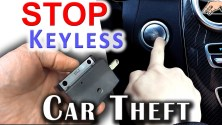 STOP Keyless car Theft & Secure your Car Computer - Car theft prevention with OBD Saver protection