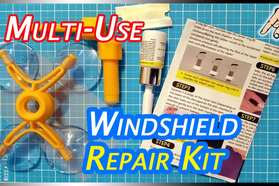 Blog_Cars_How to Stop windshield cracks - Do this before using DIY windscreen chip repair kits + Tips