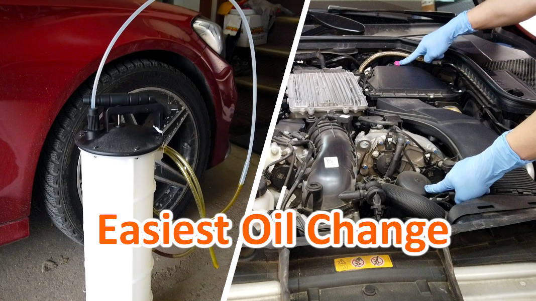 Blog_Cars_How to Change Engine Oil Fast – DIY Super Easy, Quick Oil Change using a Fluid Evacuator