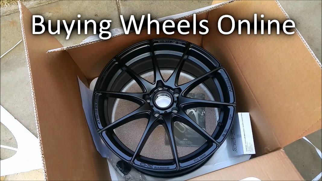 Blog_Cars_How to buy wheels online – Fitment, Tire size, Offset + OZ Formula HLT unboxing