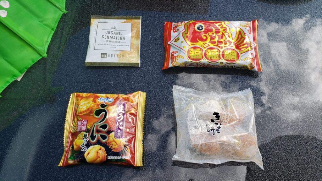 Bokksu - Winter season snacks