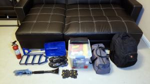 Complete best car emergency kit for everyone + Winter car survival kit add-on essentials (with missing items #3)